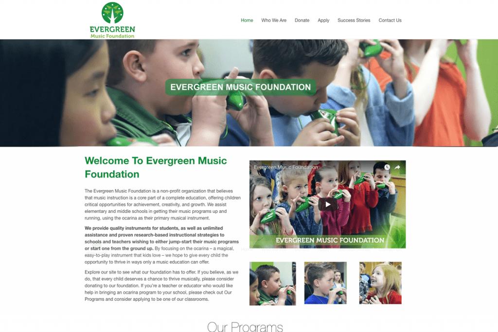 Evergreen Music Foundation