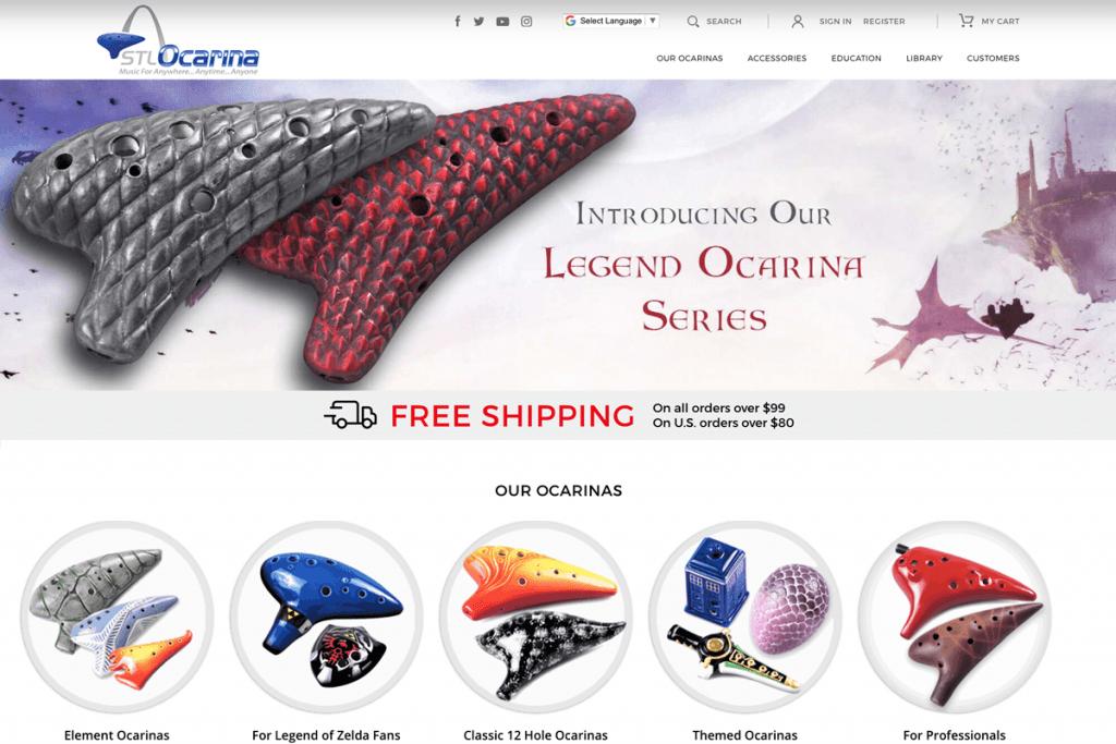 website development for yahoo stores