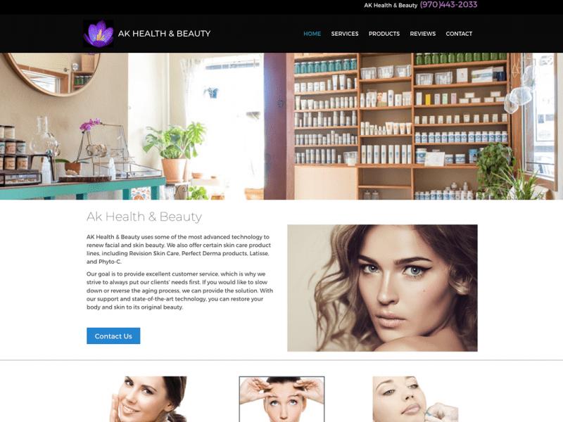 ak health and beauty